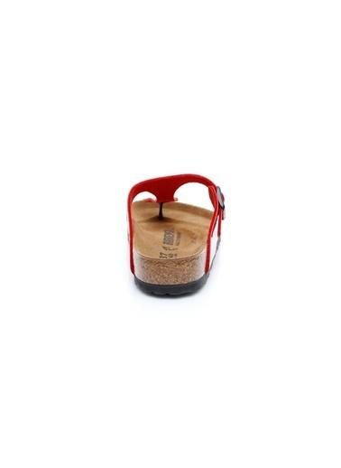 Birkenstock Terlik Kırmızı